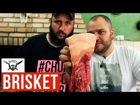 Como Fazer Peito (Brisket). Feat. Tadeu - Canal Rango (Especial Dia Do Churrasco) - Barbaecue