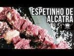 Como Fazer Espetinho de Alcatra - Barbaecue