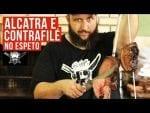 Como Fazer Contrafilé e Alcatra Casqueirada - Barbaecue