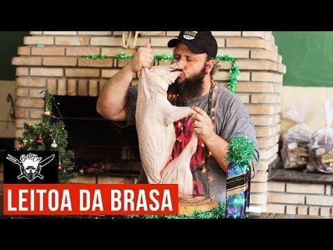 Leitoa na Brasa - Especial Natal - Barbaecue