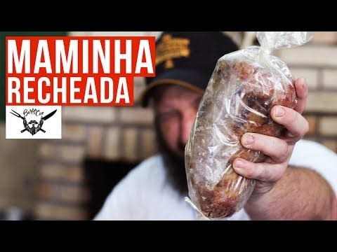 Maminha Recheada - Barbaecue