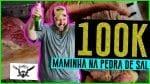 100k de Inscritos - Maminha na Pedra de Sal - Barbaecue
