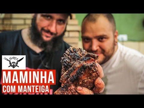 Maminha com Manteiga Feat. Tadeu Canal Rango - Barbaecue