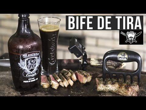 Bife de Tira Angus - Barbaecue