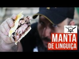 Manta de Linguiça - Barbaecue