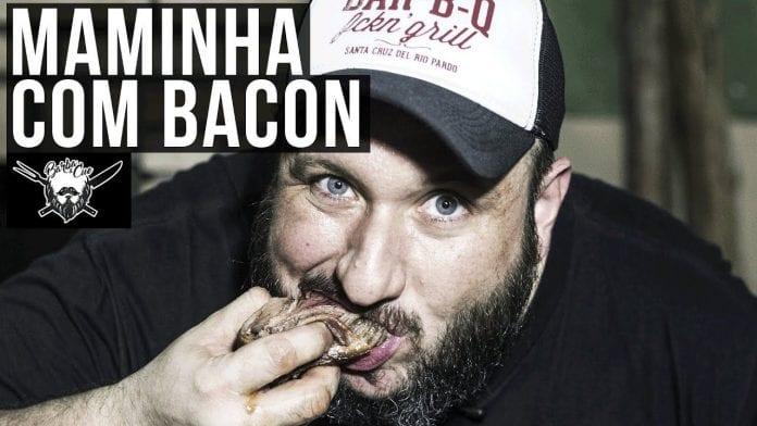 Receita de Maminha com Bacon - Barbaecue