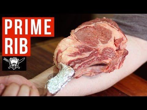 Prime Rib com Canela - Barbaecue