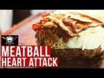 Meatball Heart Attack - Bola de Carne Assassina - Barbaecue