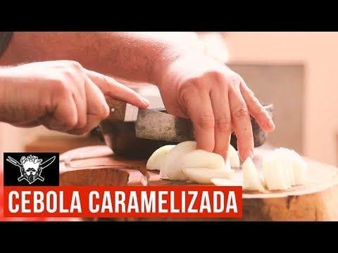 Cebola Caramelizada - Barbaecue