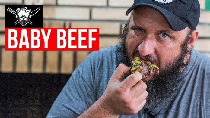 Baby Beef na Mostarda - Barbaecue