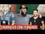 Churrasco com Fernando - Picanha na Diagonal - Fernando & Sorocaba - Barbaecue