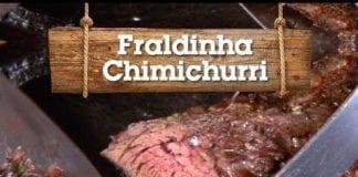 Fraldinha Chimichurri - Churrasqueadas