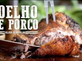 Joelho De Porco (Eisbein) - Churrasqueadas