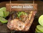 Receita de Lombo Limão - Churrasqueadas