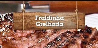 Fraldinha Grelhada - Churrasqueadas