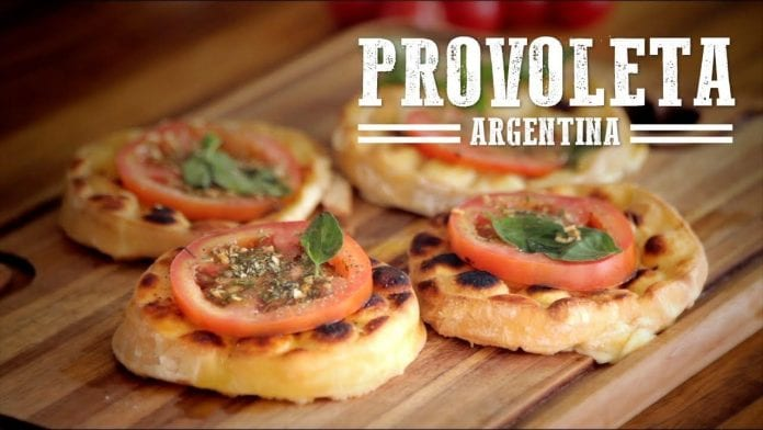 Provoleta Argentina - Churrasqueadas