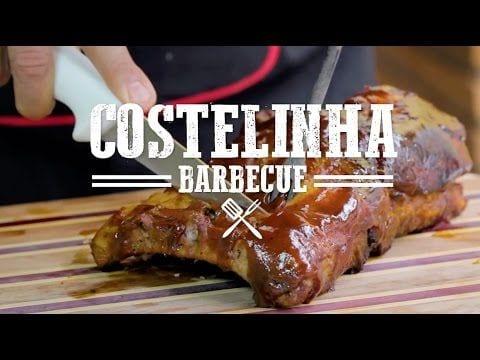 Costelinha Barbecue - Churrasqueadas