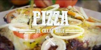 Churrasco Pizza de Coxão Mole - Churrasqueadas