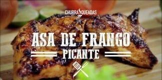 Asinha de Frango Picante - Churrasqueadas
