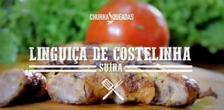 Linguiça de Costelinha - Churrasqueadas