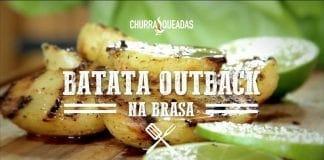 Batata Outback - Churrasqueadas
