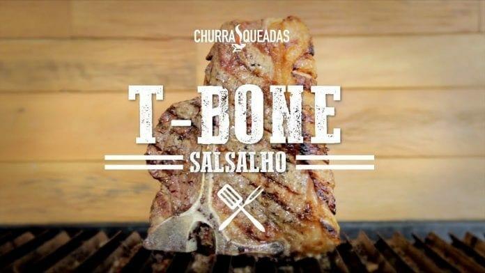 T-Bone com Salsalho - Churrasqueadas