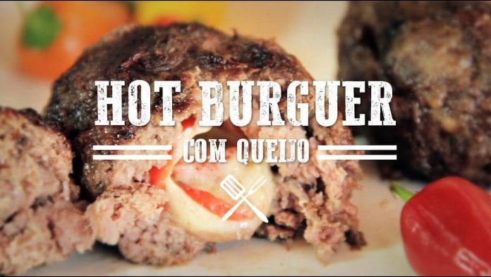Churrasco Hot Burguer - Churrasqueadas