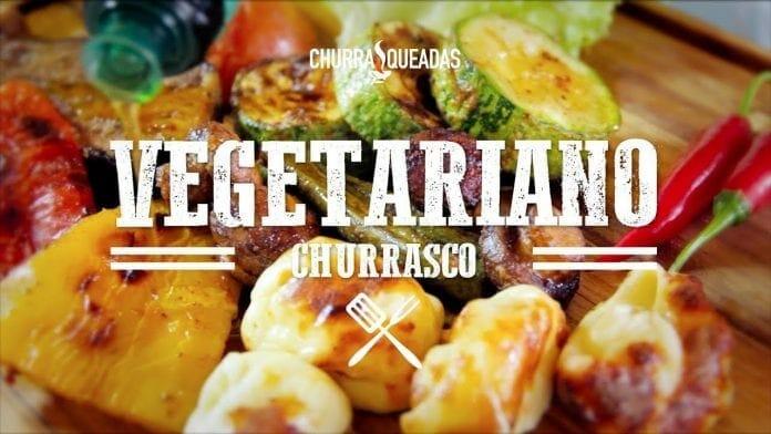 Churrasco Vegetariano - Churrasqueadas