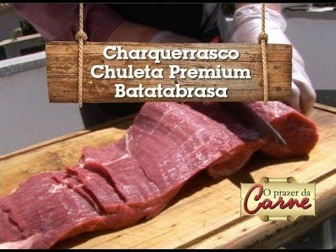 Charquerrasco - Chuleta Premium - Batatabrasa - Churrasqueadas