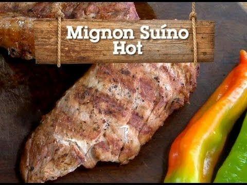 Filé Mignon Suíno Hot - Churrasqueadas