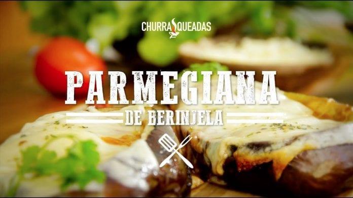 Parmegiana de Berinjela - Churrasqueadas