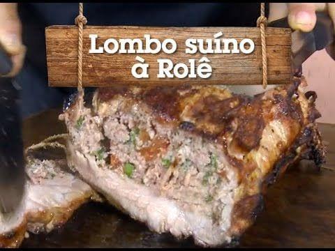 Lombo Suíno à Rolê - Churrasqueadas