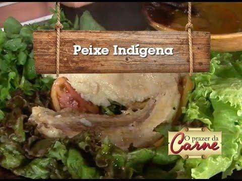 Receita: Peixe Indigena - Churrasqueadas