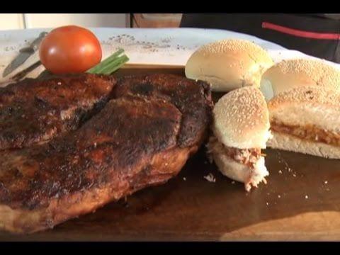 Viradão a Casaca - Pulled Pork - Sanduba Cubano - Churrasqueadas
