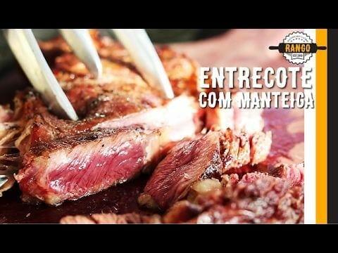 Churrasco de Entrecôte com Manteiga Feat. Kiko - Coisa de Carro? - Canal Rango