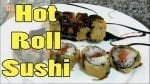 Como Fazer Hot Roll ! ( Hot Philadelphia !!) - Canal Rango