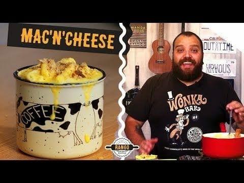 Como Fazer Mac'n'cheese - Com Uma Panela Só - Canal Rango