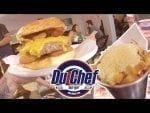 Visitamos a Du Chef Burger em Taubaté - Canal Rango
