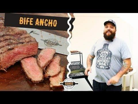 Bife Ancho na Manteiga - Ancho Angus - Canal Rango