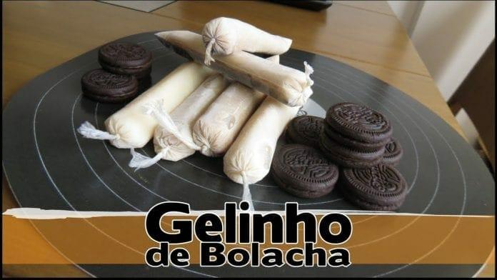 Gelinho de Bolacha ! Aka Sacolé de Biscoito - Canal Rango