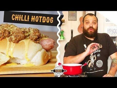 Como Fazer Chilli Hotdog - Canal Rango