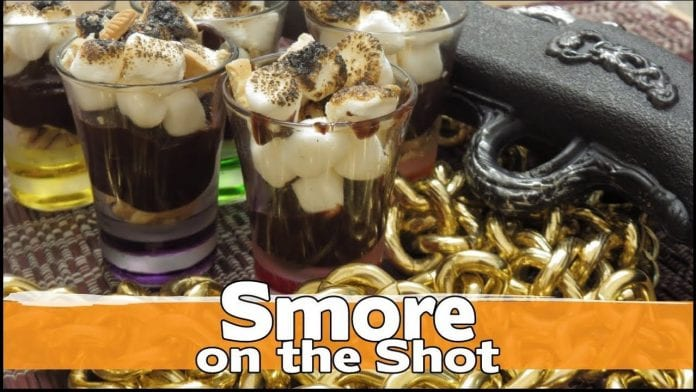Smore On The Shot ! Especial de Carnaval! - Canal Rango