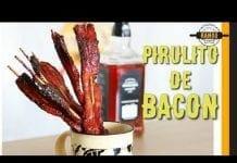 Pirulito de Bacon - Bacon Lollipop - Canal Rango