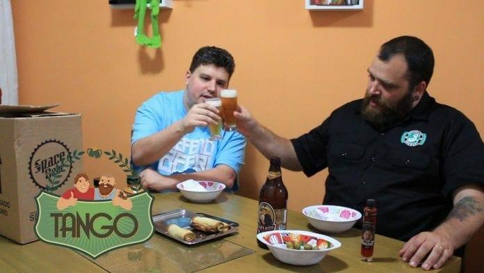 Enroladinho de Pizza - Tango 21 - Canal Rango