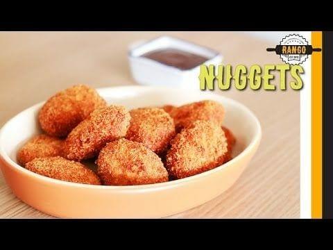Como Fazer Nuggets Caseiro - Canal Rango
