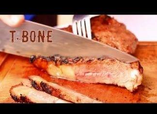 Como Preparar um T-Bone - Canal Rango