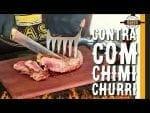 Contra Filé com Chimichurri Feat. Victor (Desafios da Vida Saudável) - Canal Rango
