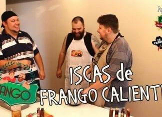 Tango 12 - Iscas de Frango Calientes - Com Crispy de Corn Flakes! - Canal Rango