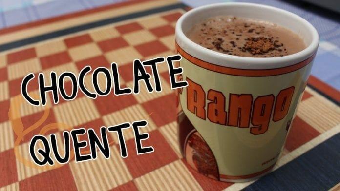Chocolate Quente Cremoso - Canal Rango