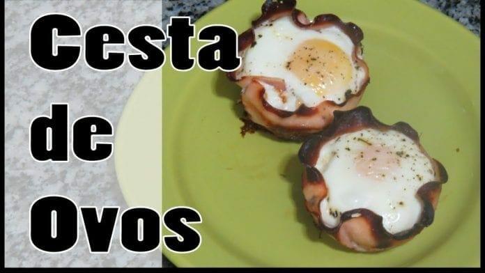 Cesta de Ovos! Com Peito de Peru! - Canal Rango